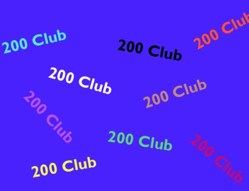 200 Club winners – May 2020