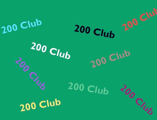 200 Club winners – December 2020