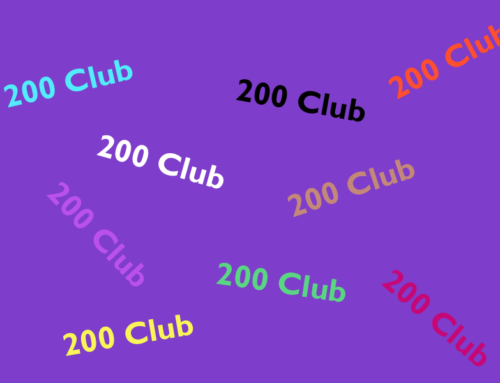 200 Club winners – April 2020